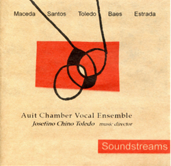 Soundstreams : Auit Chamber Vocal Ensemble